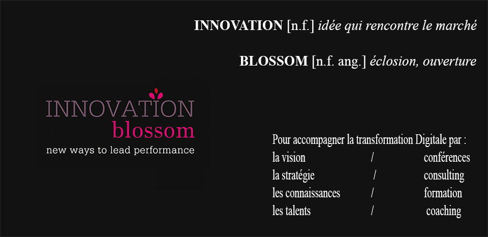 sylvie bremond innovation blossom banniere