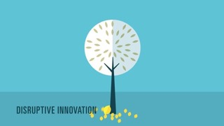 L'Innovation disruptive HBR