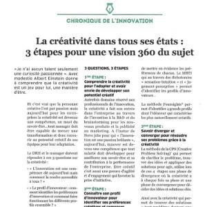 creativite tous etats 3 etapes vision 360 sujet 300